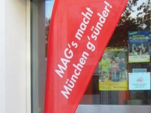 MAG's macht die Weltstadt mit Herz gesünder