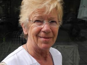 Wilma Garnisch, ehrenamtliche Köchin